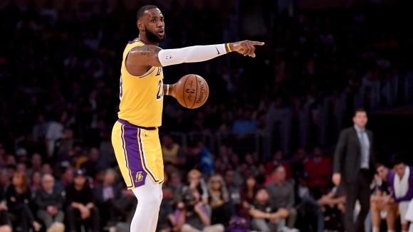 Най-обсъжданото лятно попълнение в НБА ЛеБрон Джеймс отново подчерта пред