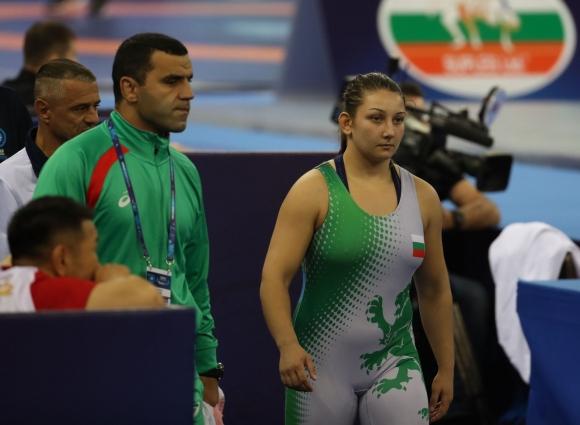 Българката Виктория Бобева загуби на четвъртфиналите в категория до 68