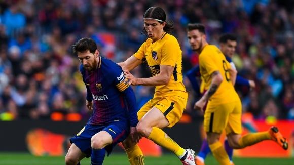 През последните години тимът на Атлетико Мадрид видимо израсна и