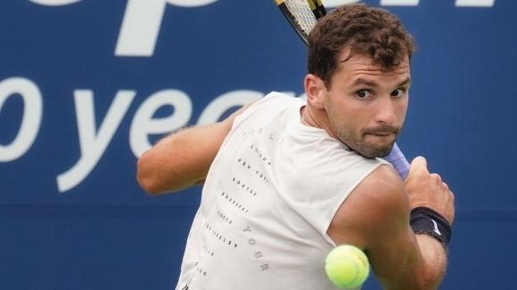 Най-добрият български тенисист Григор Димитров ще започне участието си в