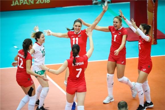 Волейболистките от националния отбор на България ще дебютират в Лигата