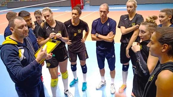 Отборът на Марица (Пловдив) започна с победа контролните срещи преди