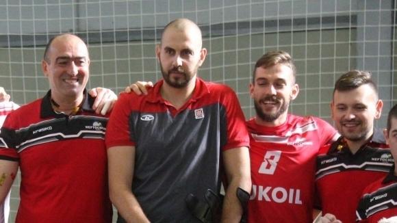 Eдин от големите липсващи за българския национален отбор по волейбол