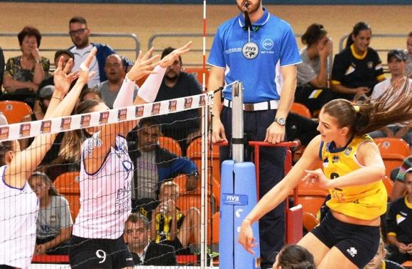 Представителният волейболен тим на Марица (Пловдив) заминава за столицата на