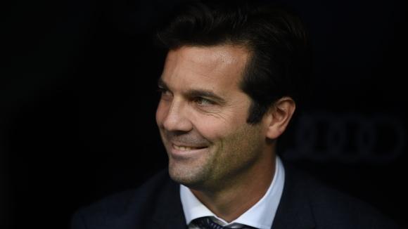 Назначеният за временен старши треньор на Реал Мадрид Сантиаго Солари