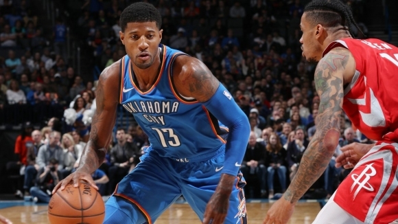 Оклахома записа седма поредна победа в редовния сезон на НБА