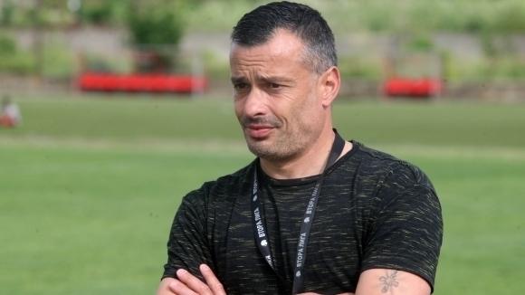 Наставникът на Дунав (Русе) Людмил Киров очаква тежък мач с