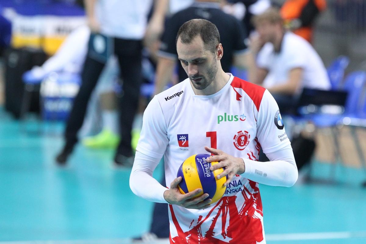Българската волейболна звезда Матей Казийски и неговият Сточния (Шчечин) постигнаха