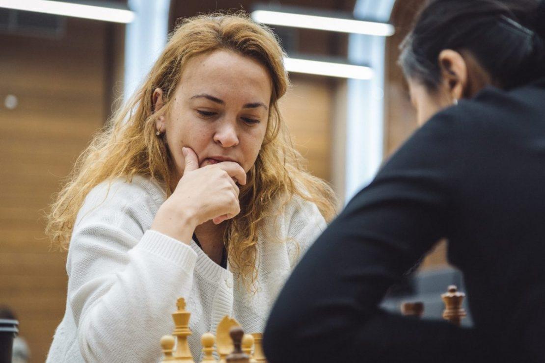 Гросмайстор Антоанета Стефанова загуби първата партия срещу украинката Анна Музичук