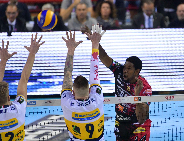 Велфредо Леон доказа по безспорен начин, че волейболист №1 в