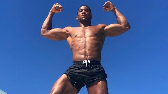 Шампионът по бокс Антъни Джошуа загърби ринга и тренировките и
