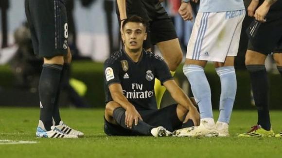Наставникът на Реал Мадрид Сантиаго Солари ще трябва да се