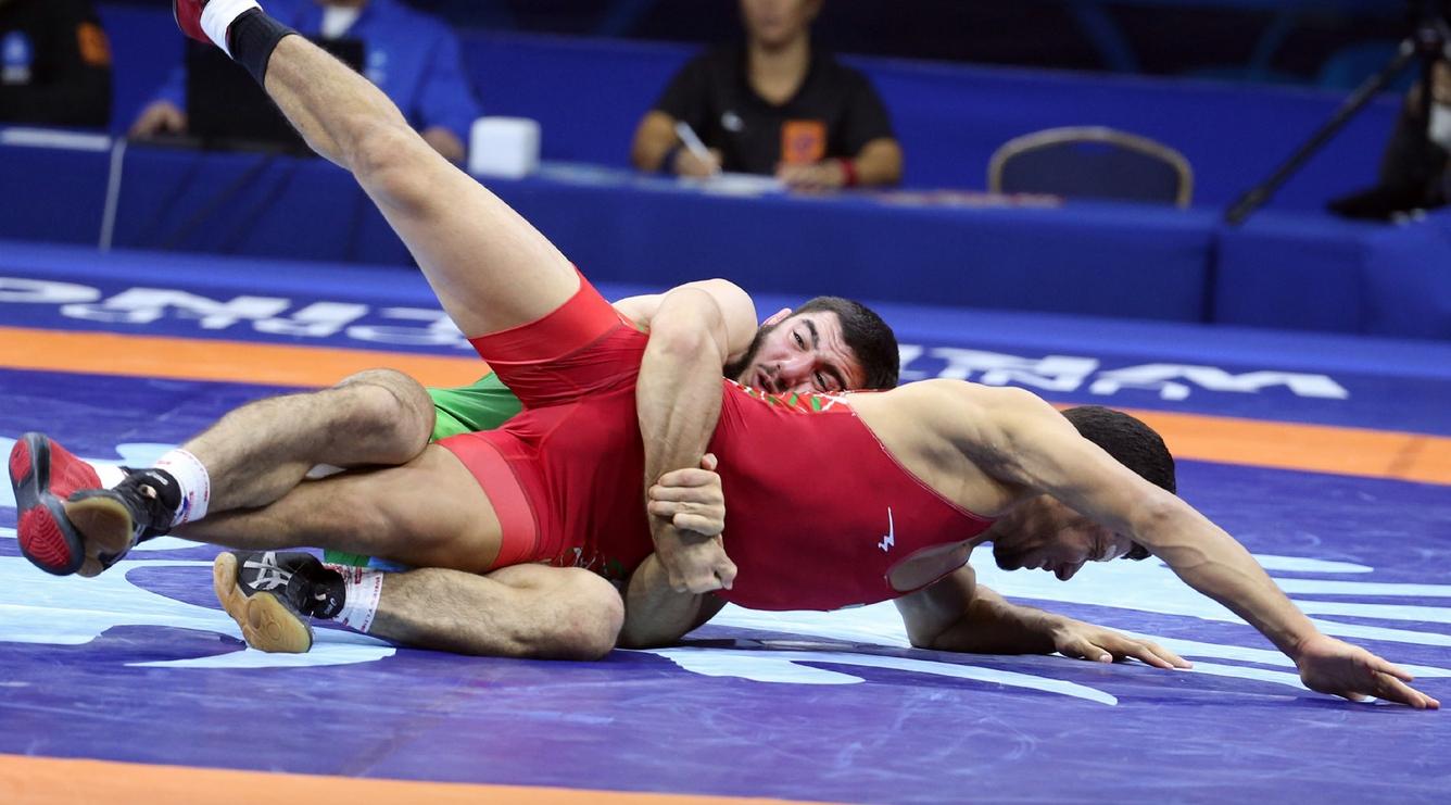 Айк Мнацканян, бронзов медалист от световното за мъже, не успя