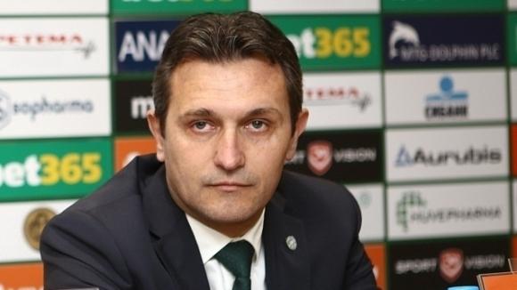 Доскорошният началник на футболната школа на Лудогорец (Разград) Яков Папарков