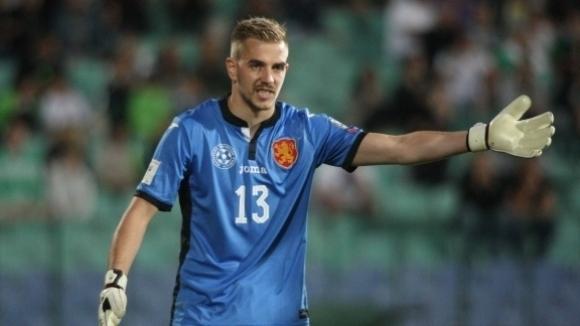 Вратарят Пламен Илиев бе освободен от лагера на националния отбор