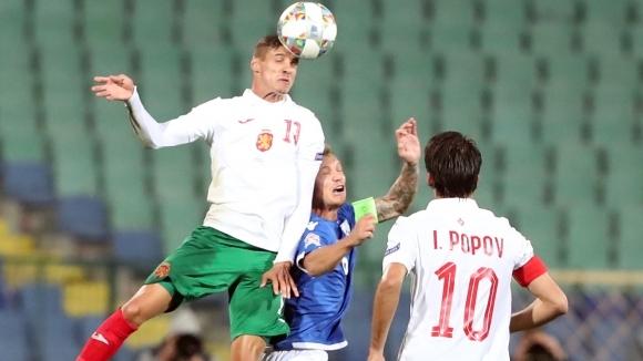 Нападателят Кирил Десподов бе освободен от лагера на националния отбор
