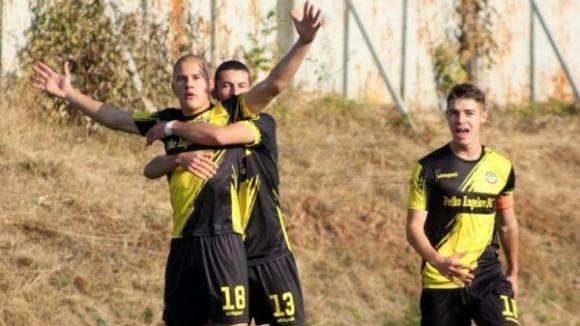 Юношите на Ботев записаха победа и загуба срещу Черно море