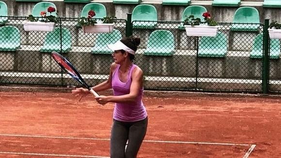 Българката Юлия Стаматова се класира за четвъртфиналите на турнира по