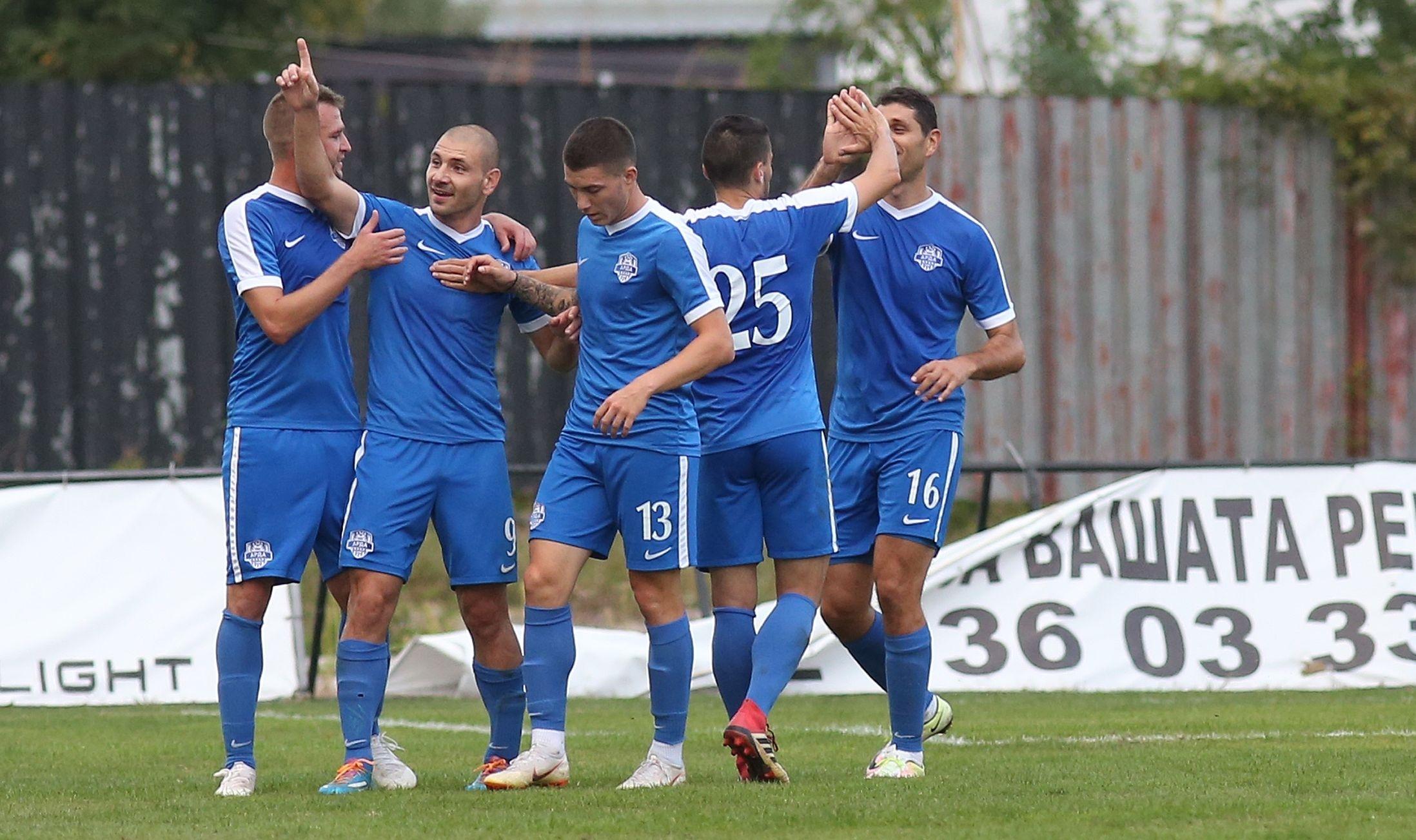 Доскорошният нападател на Арда (Кърджали) Димитър Макриев може да заиграе