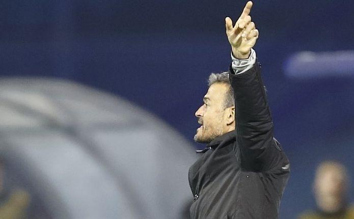 Испанският селекционер Луис Енрике заяви, че отборът му не е