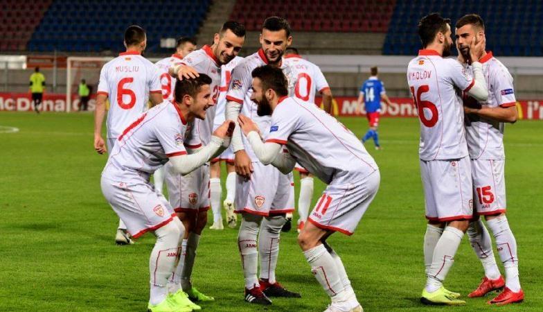 Македония направи сериозна крачка към успеха в Лига