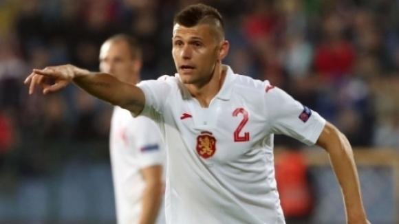 Бранителят на българския национален отбор по футбол Страхил Попов бе