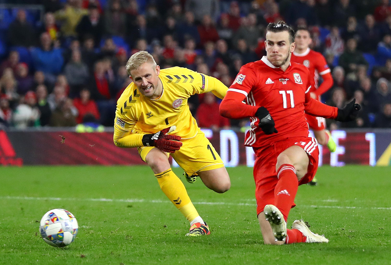 Дания си осигури промоция в Лига А на Лигата на