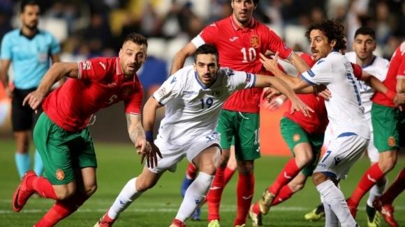 Националът Николай Бодуров коментира равенството 1:1 с Кипър в Лигата