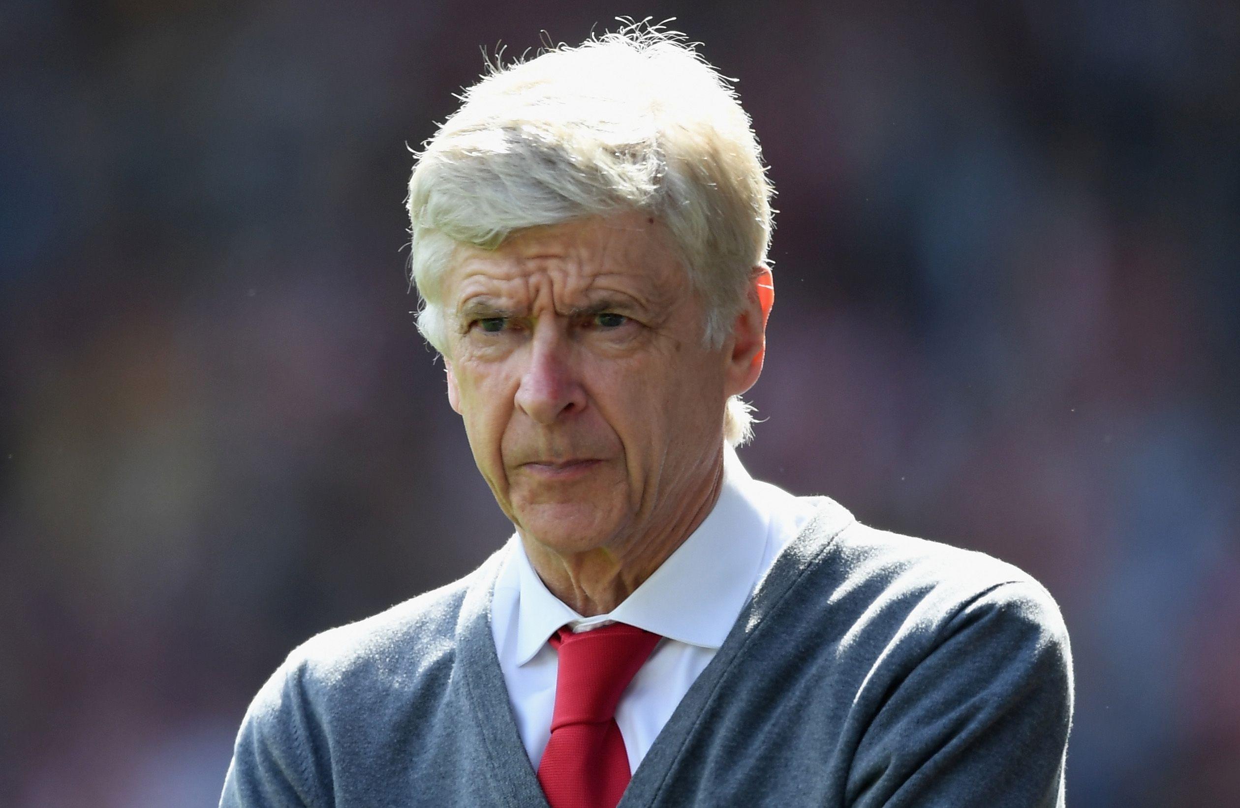 Бившият мениджър на Арсенал Арсен Венгер разкри, че е ядосан