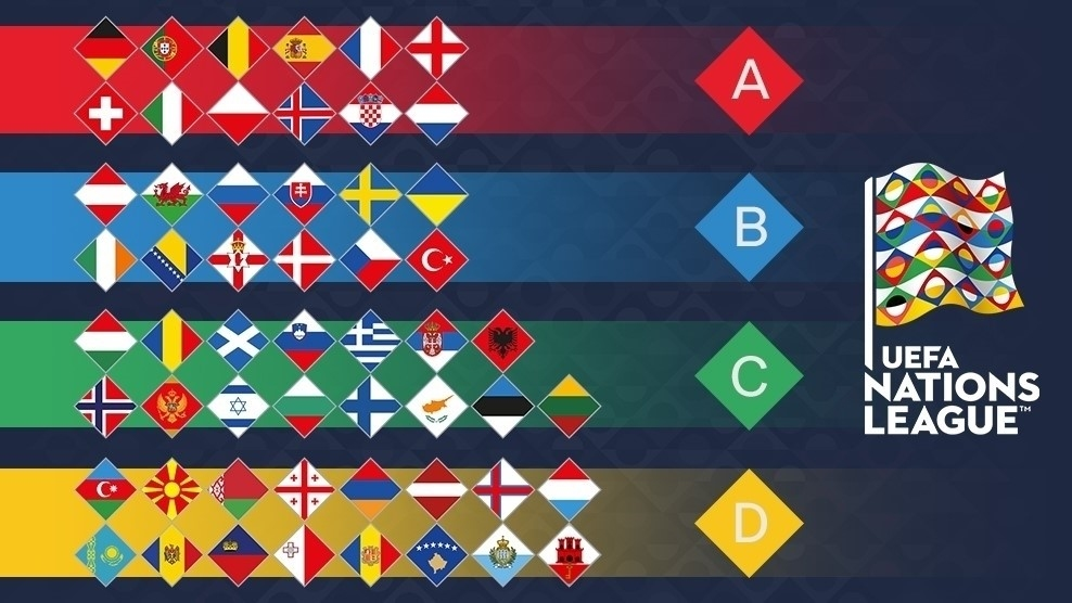 Турнирът Лига на нациите продължава и днес с нови седем