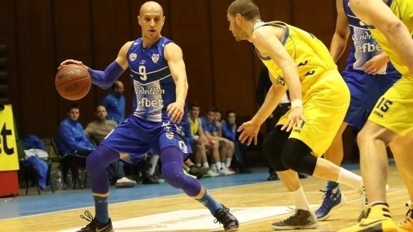 Академик Бултекс 99 ще търси втора победа в Националната баскетболна