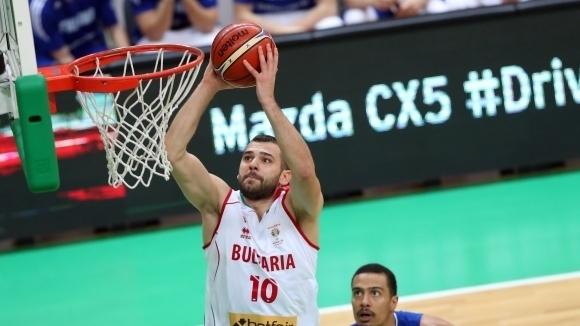 Българинът Павел Маринов игра 36 минути като титуляр за френския
