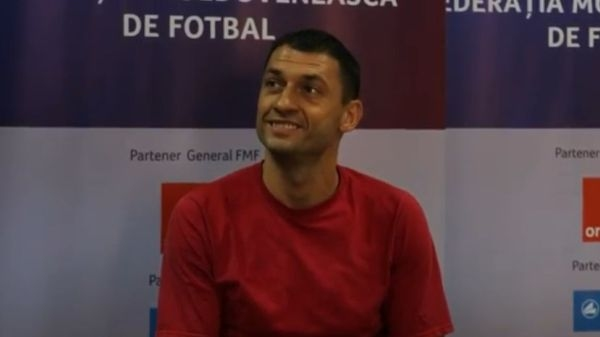 Халфът Александър Гацкан ще изиграе последния си мач за националния