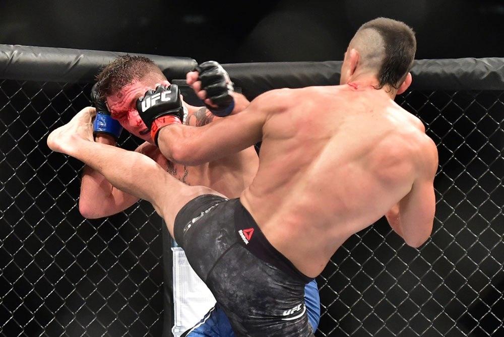 Бившият претендент за титлата на UFC в категория перо Рикардо