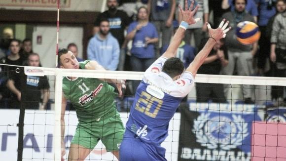 Националът Боян Йорданов заби 23 точки (3 аса, 42% ефективност