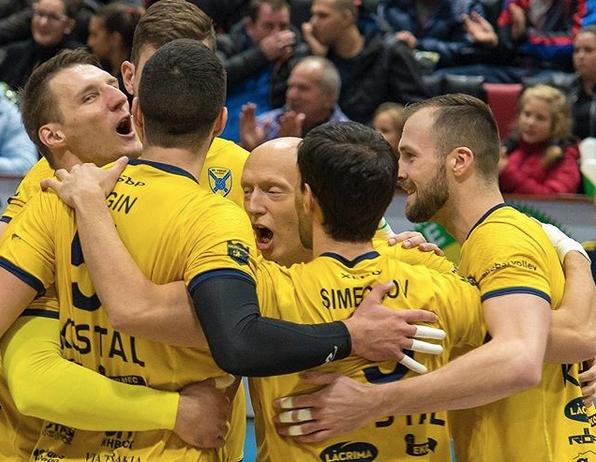 Волейболният отбор на Хебър (Пазарджик) записа пета поредна победа в