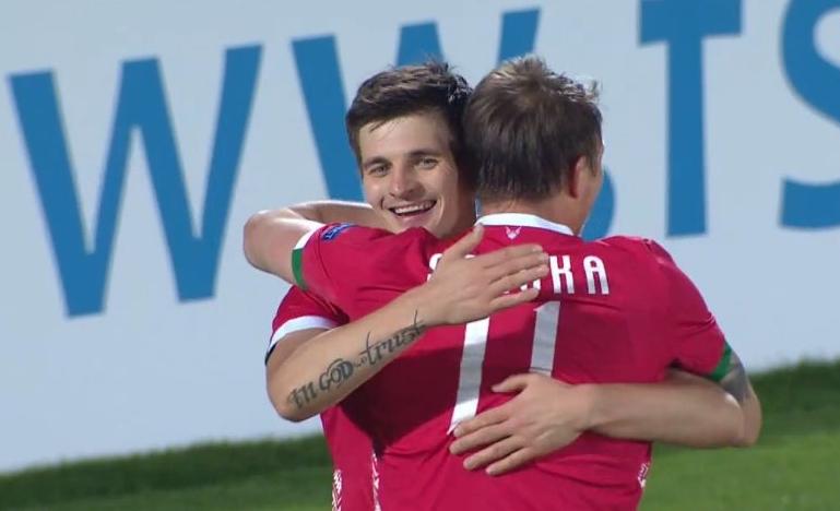 """Отборът на Беларус се изкачва в Дивизия """"С"""" на Лигата"""