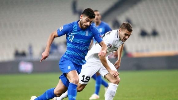 Националният отбор на Гърция завърши по разочароващ начин участието си