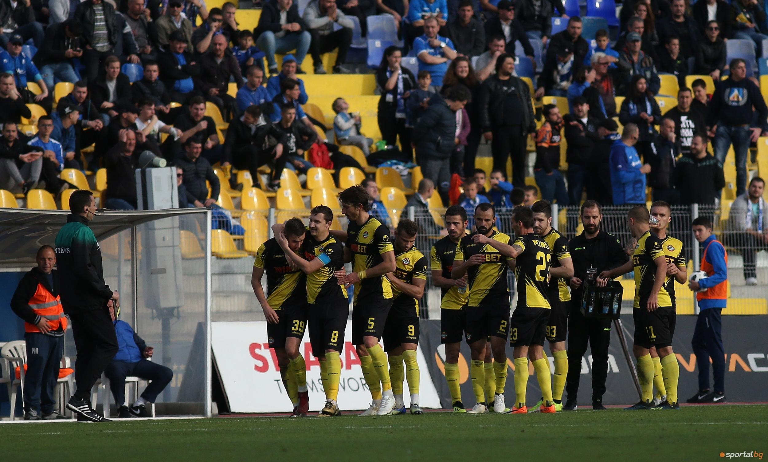 Ръководството на Ботев (Пловдив) работи здраво за селекцията на отбора,
