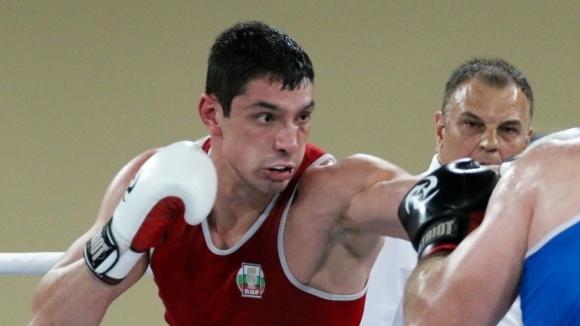 Българинът Петър Белберов спечели сребърен медал категория над 91 килограма