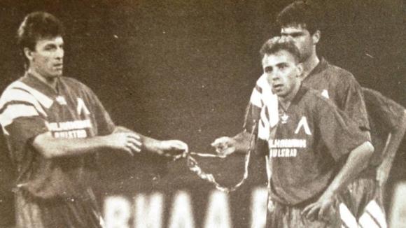 Футболистите на Словения са били мотивирани с разкази за сензационната