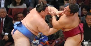 Даниел Иванов-Аоияма продължава победния си ход на турнира по сумо