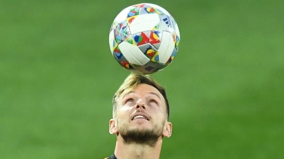 Контузията на полузащитника на Барселона и хърватския национален отбор Иван