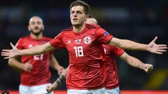 Отборът на Грузия постигна победа с 2:1 при домакинството си