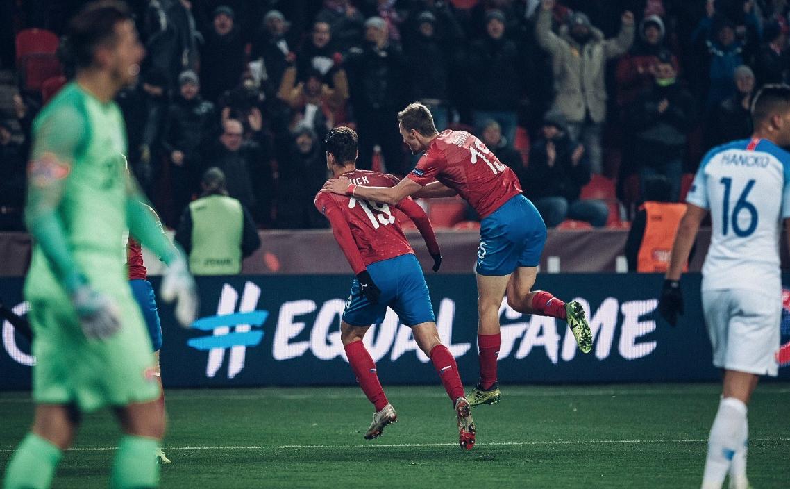 """Чехия запази мястото си в Дивизия """"В"""" на Лигата на"""