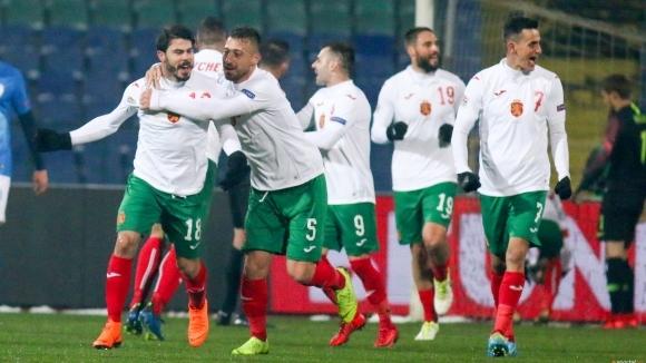 Атакуващият футболист на България Галин Иванов коментира равенството 1:1 срещу