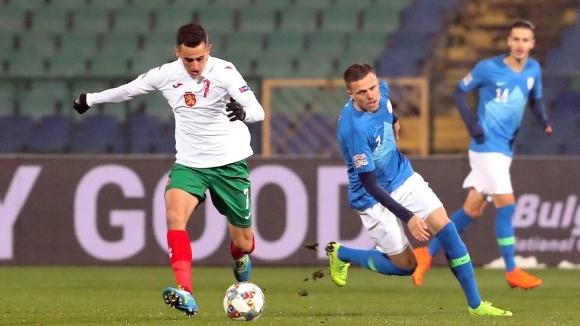 Полузащитникът на българския национален отбор Георги Костадинов коментира днешното равенство