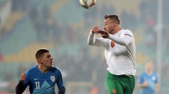 Защитникът на България Николай Бодуров обяви след равенството (1:1) със