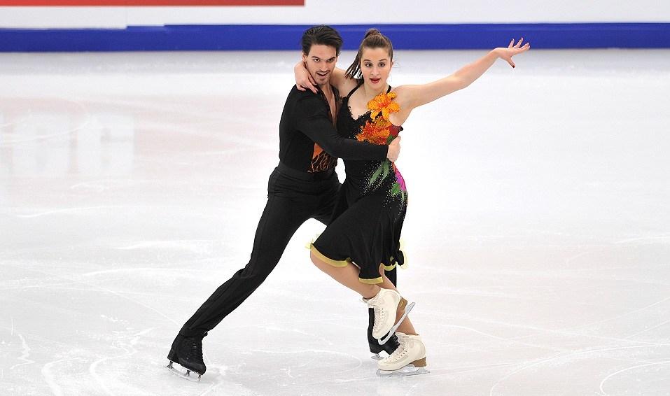 Танцовата двойка Теодора Маркова и Симон Дазе също ще представя