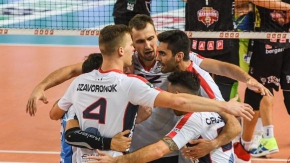 Капитанът на българския национален отбор по волейбол Виктор Йосифов оглави